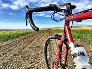 What and why of gravel cycling... #fitfarmer